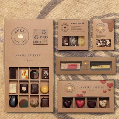 Anker Chokolade - X-Mas