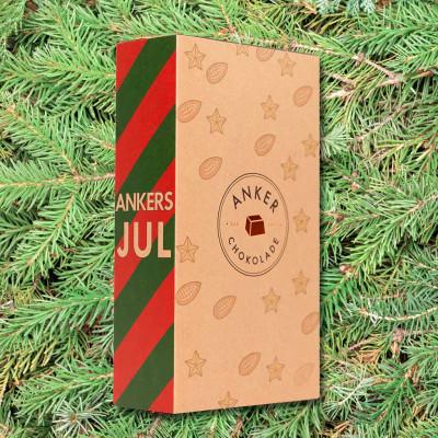 Anker Chokolade - Julekalender