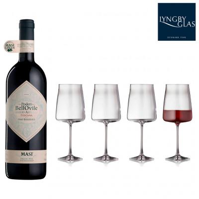Lyngby Glas - Zero Red & Wine