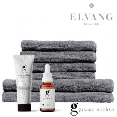 GRUMS & Elvang - Treat & Towel