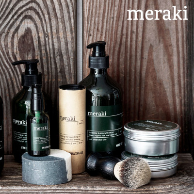 Meraki - Shave Him