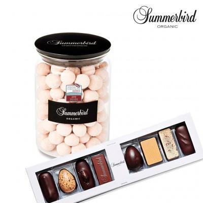 Summerbird - Petit Four + Amber