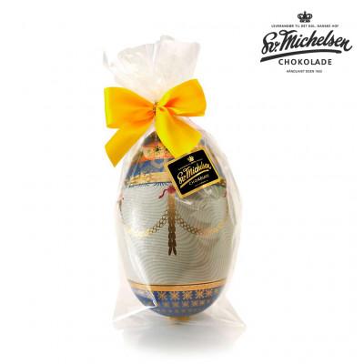 Sv. Michelsen - Fabergé-æg m. 3 fyldte æg