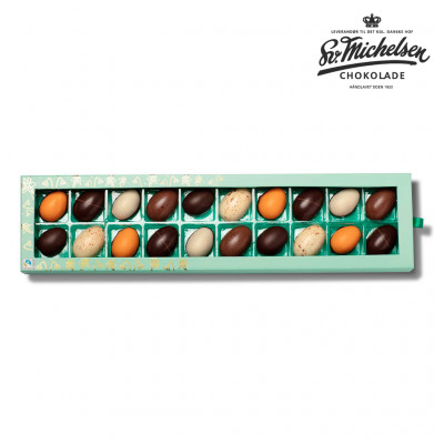 Sv. Michelsen - Skuffe m. 20 fyldte æg